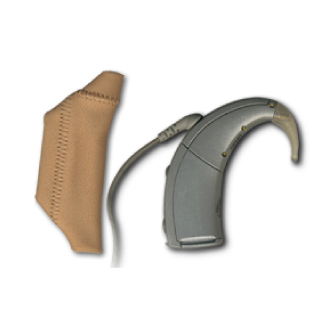 Cochlear Implant Processor Cover