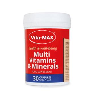 VITA-Max Multivitamins