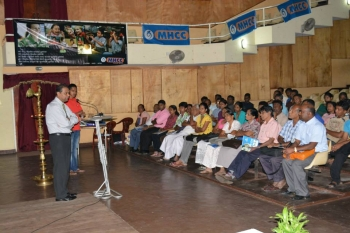 First Public Meeting on Hearing Awareness in Colombo