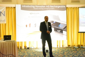 Hansaton AQ Product Launch