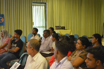 Kurunegala public awareness meeting