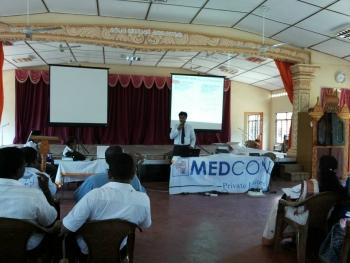 Training workshop on Hearing Awareness in Jaffna